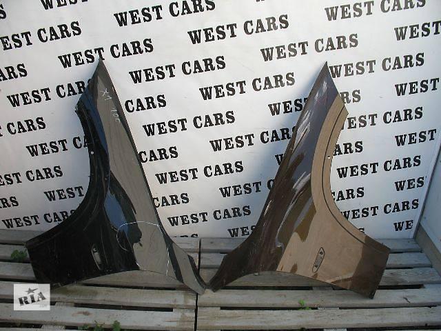 купить бу Б/у крыло переднее левое для легкового авто BMW X1 в Луцке