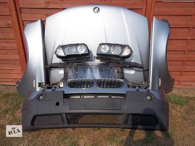 купить бу Б/у крыло переднее для легкового авто BMW X3 e83 в Львове