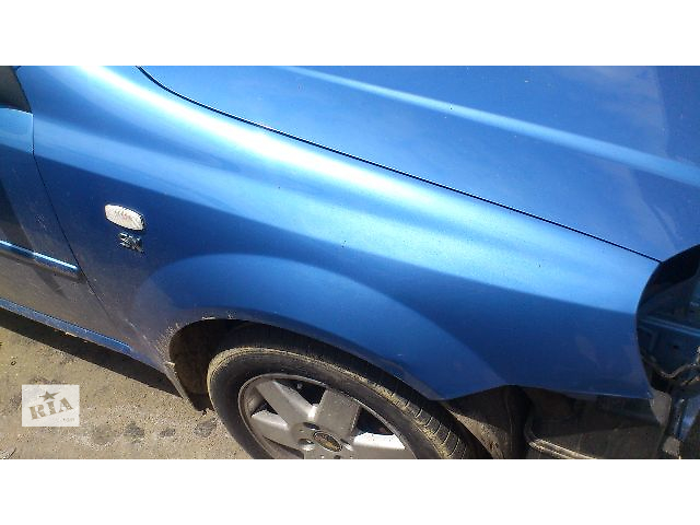 продам Б/у крыло переднее для легкового авто Chevrolet Lacetti бу в Виннице