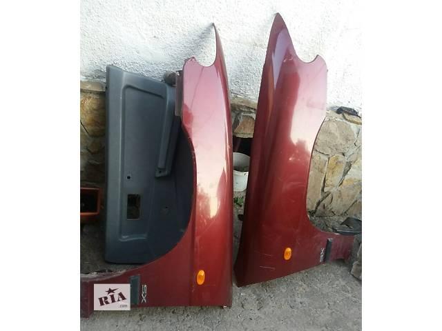 бу Б/у крыло переднее для легкового авто Daewoo Nubira в Львове