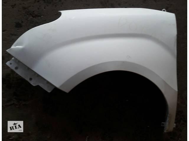 Б/у крыло переднее для легкового авто Fiat Doblo- объявление о продаже  в Киеве