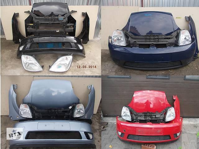 Б/у крыло переднее для легкового авто Ford Fiesta mk6- объявление о продаже  в Львове