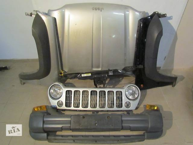 продам Б/у крыло переднее для легкового авто Jeep Cherokee бу в Львове