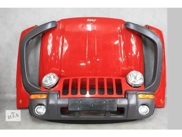 Б/у крыло переднее для легкового авто Jeep Liberty- объявление о продаже  в Львове
