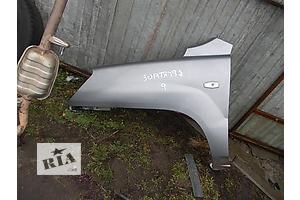 Б/У крыло переднее для легкового авто Kia Sportage II
