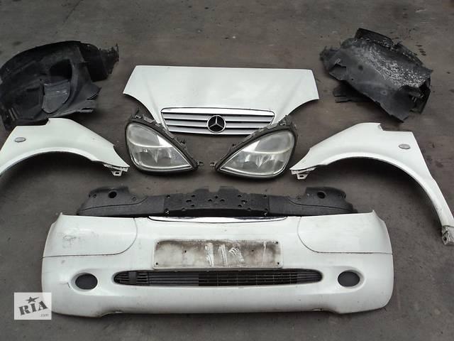 продам Б/у крыло переднее для легкового авто Mercedes A-Class w168 00-04 бу в Львове
