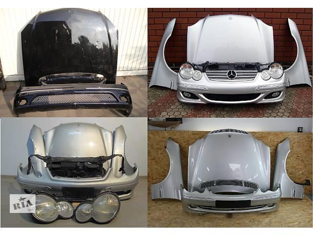 продам Б/у крыло переднее для легкового авто Mercedes C-Class w203 00-07 бу в Львове