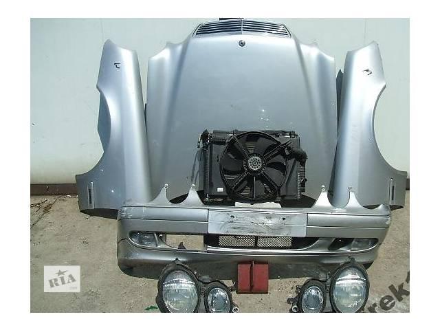 купить бу Б/у крыло переднее для легкового авто Mercedes CLK-Class w208 00-02 в Львове