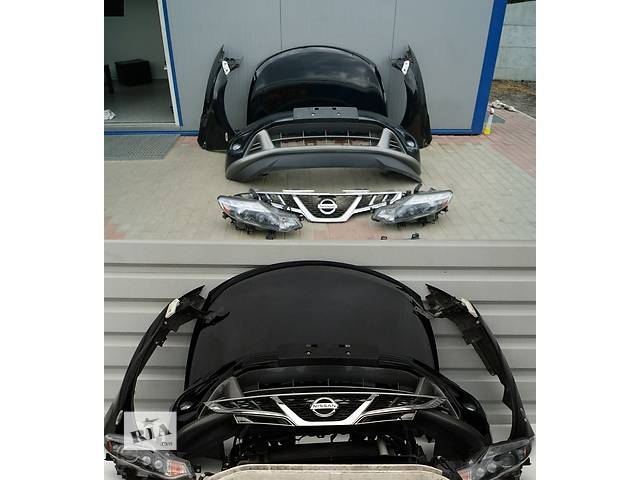 Б/у крыло переднее для легкового авто Nissan Murano z51- объявление о продаже  в Львове