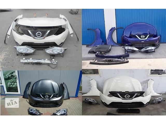 купить бу Б/у крыло переднее для легкового авто Nissan Qashqai в Львове