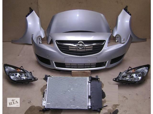 Б/у крыло переднее для легкового авто Opel Meriva- объявление о продаже  в Львове