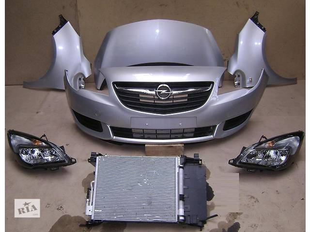 купить бу Б/у крыло переднее для легкового авто Opel Meriva в Львове