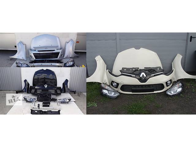 Б/у крыло переднее для легкового авто Renault Clio- объявление о продаже  в Львове