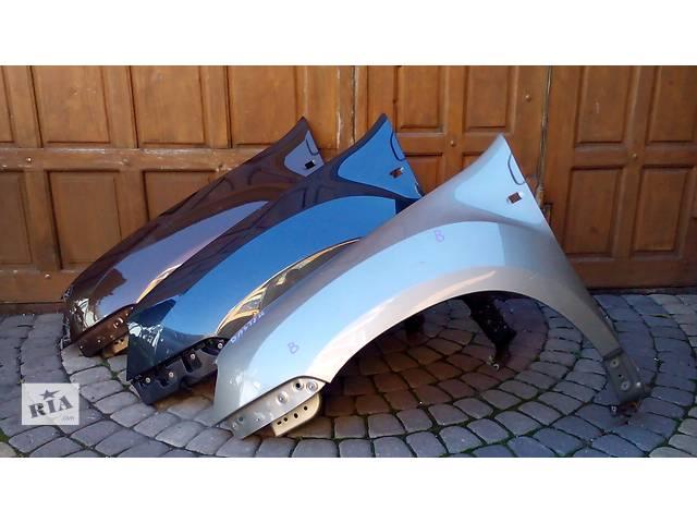 купить бу Б/у крыло переднее для легкового авто Рено Renault Дастер Duster в Львове
