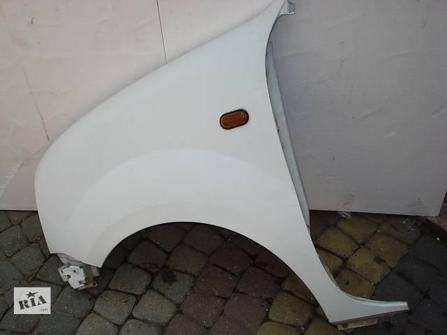 Б/у крыло переднее для легкового авто Renault Kangoo- объявление о продаже  в Львове