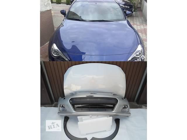 Б/у крыло переднее для легкового авто Subaru BRZ- объявление о продаже  в Львове