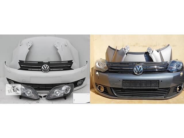 продам Б/у крыло переднее для легкового авто Volkswagen Golf VI Plus бу в Львове