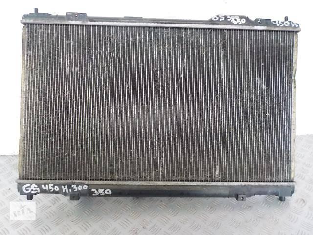 Б/у радиатор охлаждения LEXUS GS300- объявление о продаже  в Одессе