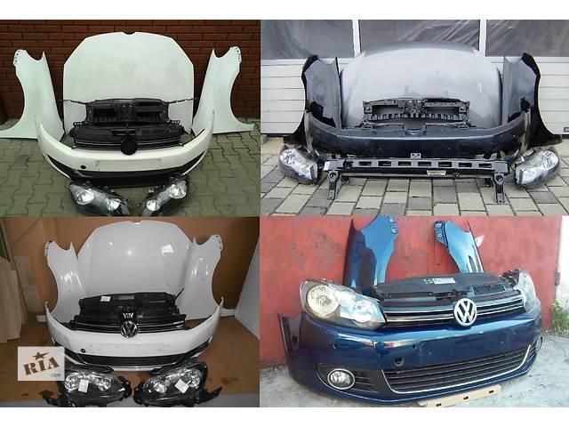 купить бу Б/у крыло переднее для легкового авто Volkswagen Golf VI в Львове