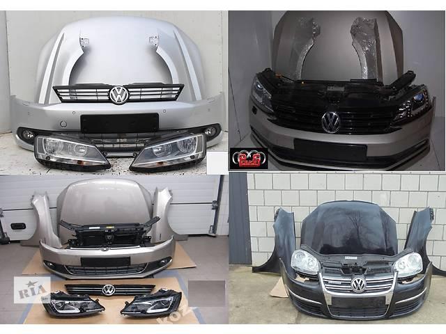 Б/у крыло переднее для легкового авто Volkswagen Jetta- объявление о продаже  в Львове