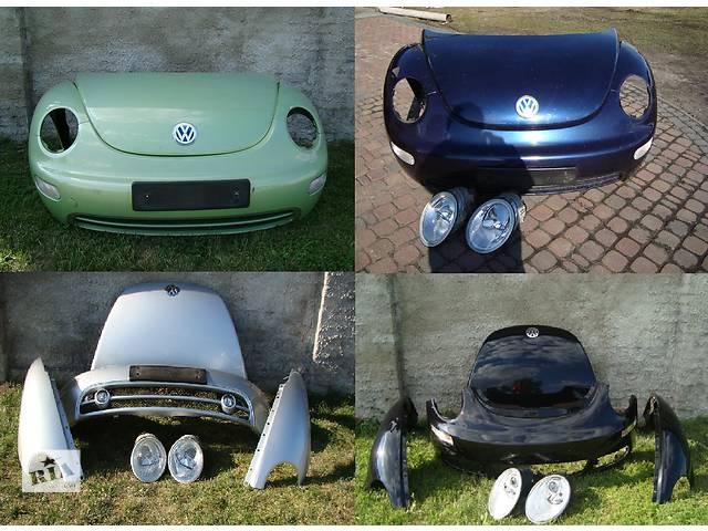 Б/у крыло переднее для легкового авто Volkswagen New Beetle- объявление о продаже  в Львове