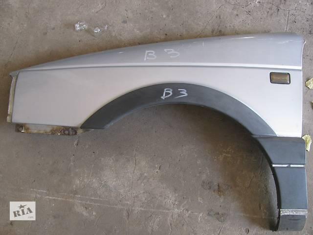 продам Б/у крыло переднее для легкового авто Volkswagen Passat B3 бу в Львове