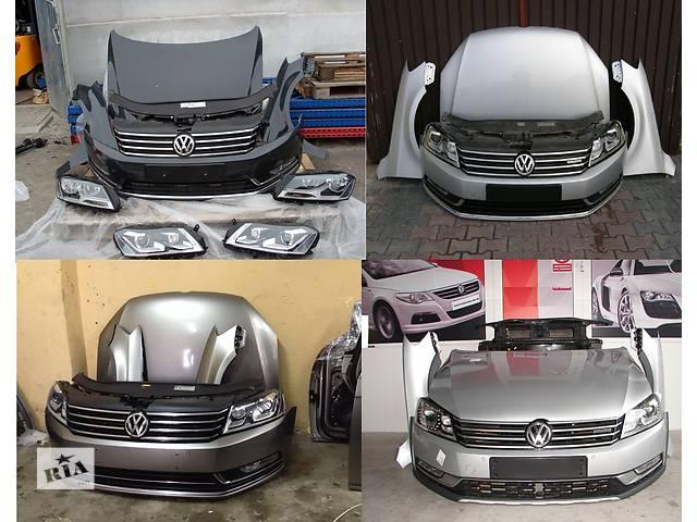 купить бу Б/у крыло переднее для легкового авто Volkswagen Passat B7 в Львове