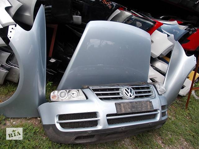 купить бу Б/у крыло переднее для легкового авто Volkswagen Touareg 7l 02-10 в Львове