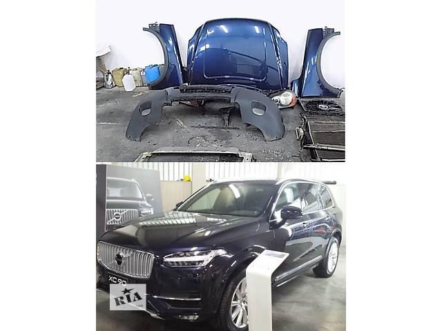 купить бу Б/у крыло переднее для легкового авто Volvo XC90 в Львове