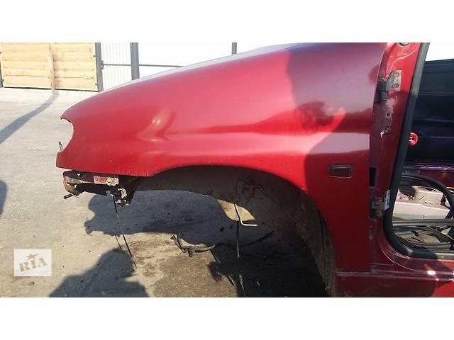 купить бу Б/у крыло переднее для минивена Citroen Berlingo в Радивилове