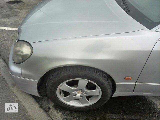купить бу Б/у крыло переднее 53802-3F100, 53801-3F280 для седана Lexus GS 300 1999, 2000г в Киеве