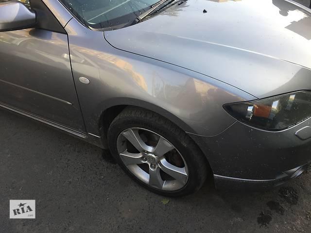 Б/у крыло переднее для седана Mazda 3 Sedan- объявление о продаже  в Ужгороде