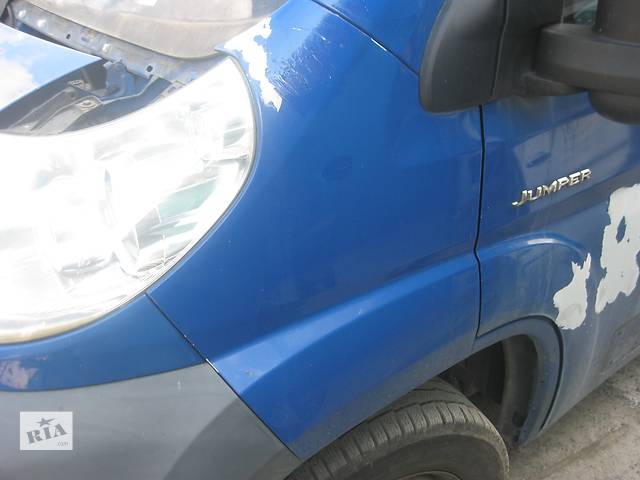 продам Б/у крыло переднее Fiat Ducato 2006- бу в Ровно