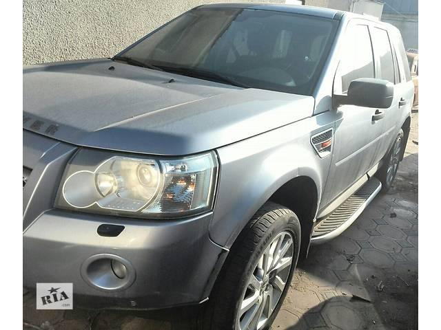 купить бу Б/у крыло переднее левое для кроссовера Land Rover Freelander 2008г в Киеве