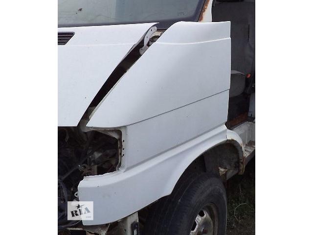 Б/у крыло переднее левое и правое для микроавтобуса Volkswagen T4 (Transporter) 1994- объявление о продаже  в Николаеве
