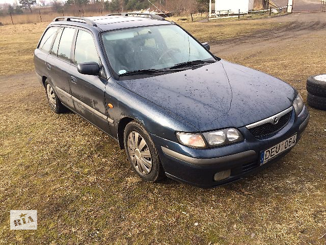 продам б/у Крыло переднее Левое и Правое Mazda 626 1998 бу в Львове