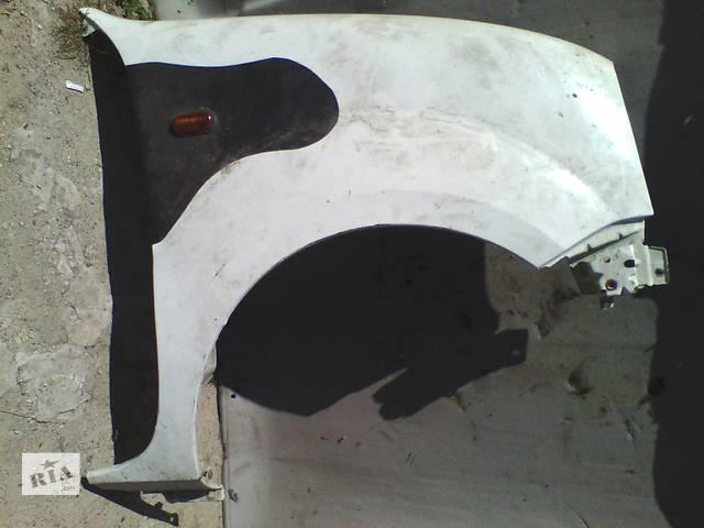 купить бу Б/у крыло переднее п Renault Kangoo 2000 в Броварах