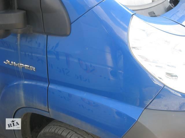 купить бу Б/у крыло переднее Peugeot Boxer 2006- в Ровно