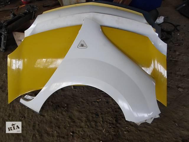 бу Б/у Крыло переднее Renault Kangoo Рено Канго Кенго 1,5DCI K9K 2008-2012 в Рожище