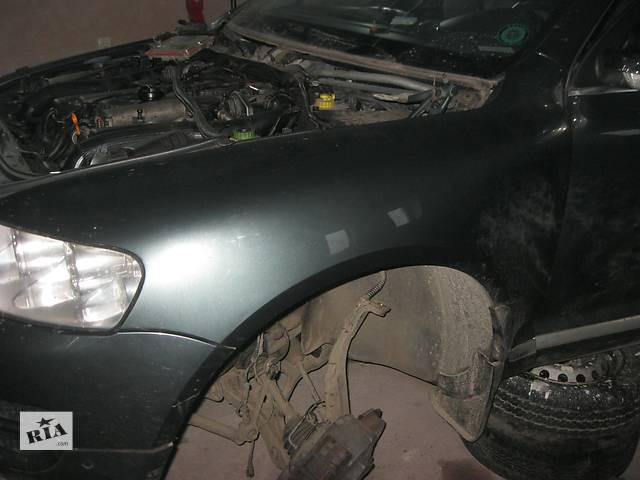 Б/у крыло переднее Volkswagen Touareg- объявление о продаже  в Ровно