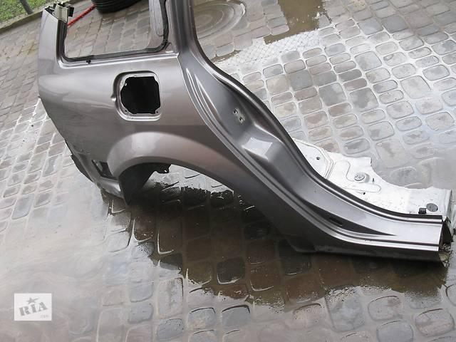 продам Б/у крыло заднее для универсала Renault Megane бу в Львове