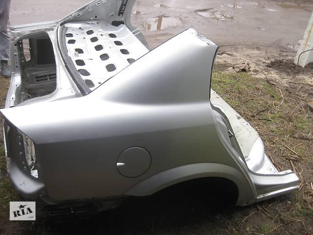 бу Б/у крыло заднее четверть часть авто крило задне Opel Vectra C Вектра С  в Львове