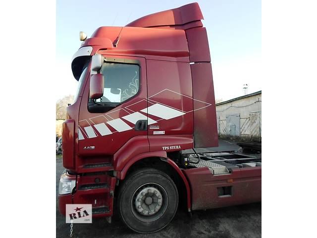 продам Б/у крыло заднее для грузовика Рено Премиум 440 DXI11 Euro4 Renault Premium 2007г. бу в Рожище