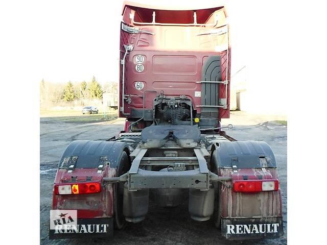 купить бу Б/у крыло заднее для грузовика Рено Премиум 440 DXI11 Euro4 Renault Premium 2007г. в Рожище