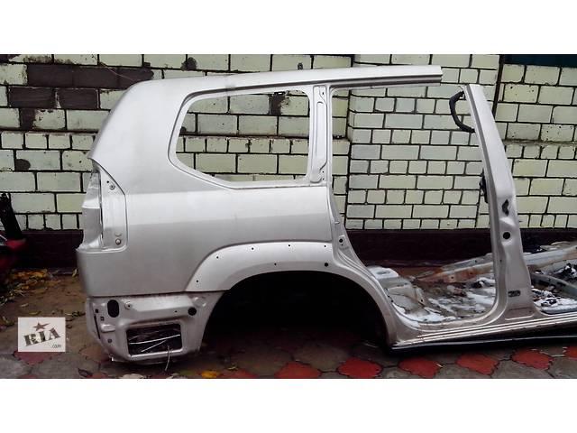 продам Б/у крыло заднее для кроссовера Toyota Land Cruiser Prado 120 бу в Харькове