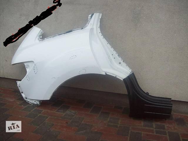 продам Б/у крыло заднее для легкового авто Mazda CX-7 бу в Бучаче