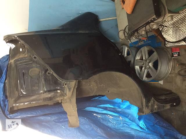 Б/у крыло заднее для легкового авто Mitsubishi Lancer X- объявление о продаже  в Днепре (Днепропетровск)