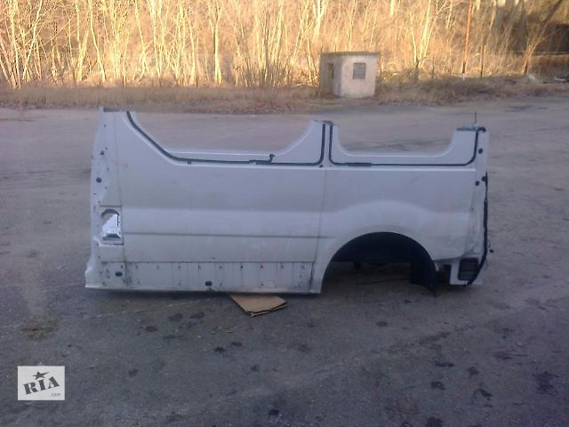 купить бу Б/у крыло заднее для легкового авто Opel Vivaro 2002-15 в Луцке
