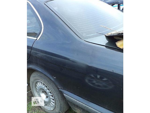 бу Б/у четверть задняя левая для седана BMW 525 Е34 1993 в Киеве