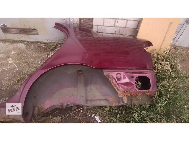 продам Б/у крыло заднее для седана Daewoo Lanos бу в Харькове